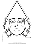 Gnome Mask to Color