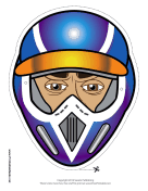 Male Motocross Mask